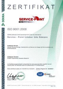 Zertifikat-ISO9001-UdoSaemann